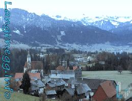 Langenegg Kirchdorf Webcam Live