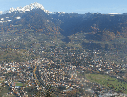 Meran – Marlinger Berg Webcam Live