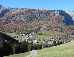 San Cassiano – La Villa Webcam Live