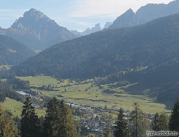 Welsberg-Taisten – Hotel Alpen Tesitin Webcam Live