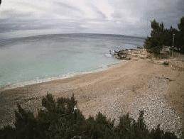 Hvar – Ivan Dolac Strand Webcam Live