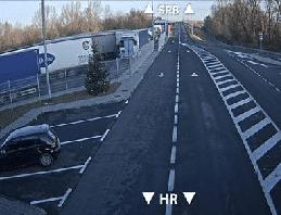 Ilok Grenzübergang Webcam Live