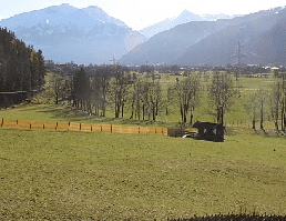 Maishofen – Schloss Kammer Webcam Live