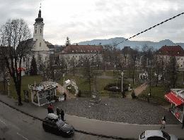 Ogulin – Park kralja Tomislava Webcam Live