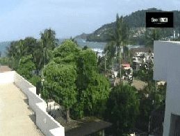 Patong Beach – Patong Lodge Hotel Webcam Live