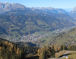 St. Johann im Pongau – Gernkogel Webcam Live