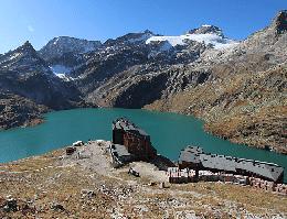 Uttendorf – Weißsee Gletscherwelt Webcam Live