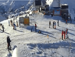 Warth – Saloberjet Bergstation Webcam Live
