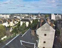 Limoges Panoramablick Webcam Live