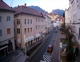 Idrija Municipal Museum Webcam Live