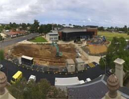 Adelaide St. Clair Recreation Centre Webcam Live