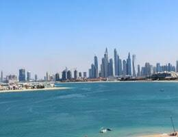 Dubai – W Dubai – The Palm Webcam Live