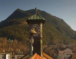 Garmisch-Partenkirchen Rathaus Webcam Live