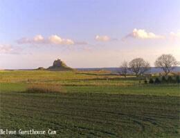 Holy Island Lindisfarne Castle Webcam Live