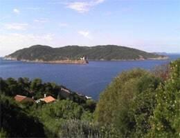 Île du Levant Île de Port-Cros Webcam Live