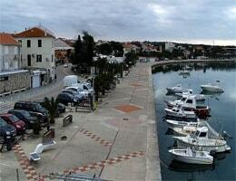 Novalja Panorama Webcam Live
