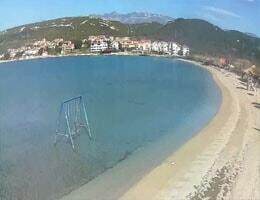 Novalja Planjka Beach Webcam Live