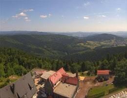 Großer Inselsberg Aussichtsturm Webcam Live