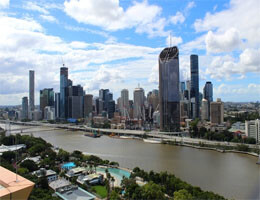 Brisbane Skyline Webcam Live