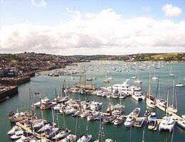 Falmouth Harbour Webcam Live