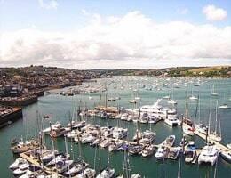 Falmouth Harbour Webcam Live