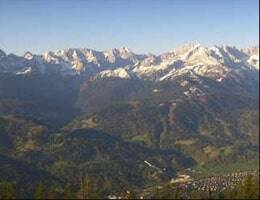 Garmisch-Partenkirchen Panoramaberg Wank Webcam Live