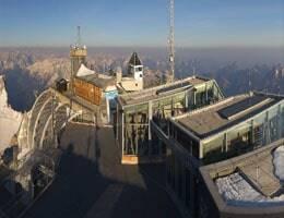Garmisch-Partenkirchen Zugspitze Webcam Live