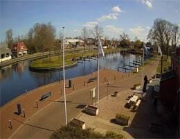 Joure Passantenhaven Webcam Live