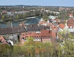 Landsberg am Lech Schlossberg Webcam Live