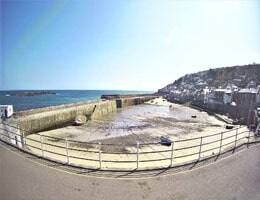 Mousehole Harbour Webcam Live