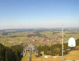 Nesselwang Alpspitzbahn Mittelstation Webcam Live