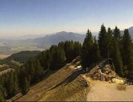 Oberammergau Bergbahn Laber Webcam Live