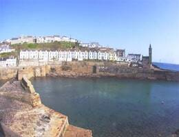 Porthleven Panorama Webcam Live