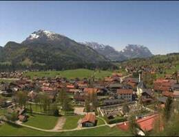 Reit im Winkl Panorama Webcam Live