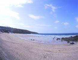 St Ives Porthmeor Beach Webcam Live