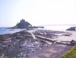 Marazion St Michael's Mount Webcam Live