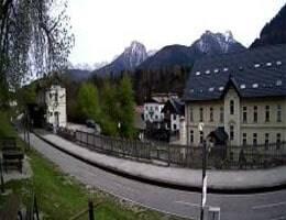 Tarvisio Monte Santo di Lussari Webcam Live