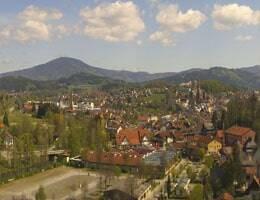 Zwiesel Panorama Webcam Live