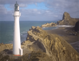 Castle Point Lighthouse Webcam Live