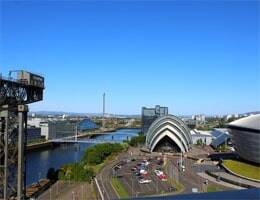 Radisson Red Glasgow Webcam Live