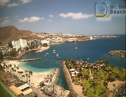 Gran Canaria Anfi del Mar Webcam Live