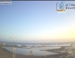 Gran Canaria Playa El Puertillo Webcam Live