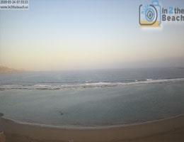 Gran Canaria Playa de Las Canteras Webcam Live