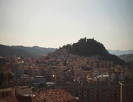 Campobasso Panoramablick Webcam Live