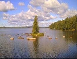 Falun Lake Runn Webcam Live