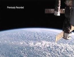 International Space Station Webcam Live