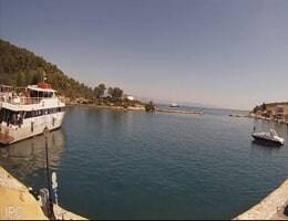 Paxos Gaios Port Webcam Live