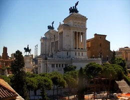 Rome Victor Emmanuel II Monument Webcam Live