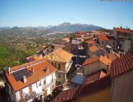Sant'Agapito Panorama Webcam Live