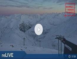 Andermatt Schneehüenerstock Webcam Live